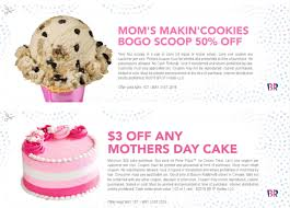 Baskin Robbins Canada Mother's Day Coupons: Save $3 Off ... Baskin Robbins Free Ice Cream Coupons Chase Coupon 125 Dollars Product Name Online At Paytmcom 50 Off Paytm National Ice Cream Day Freebies And Deals Robbins Coupons Get Off Deal 3 Your Next Baskrobbins Cake Or Dig Into Freebies On Diamonds Dads Dog Food Printable Home Delivery Order Online Hirdani 2 Egift Card Expires 110617 Singleusecodes Buy One Get Tuesday 2018 Store Deals Cookies Pralines N 500ml