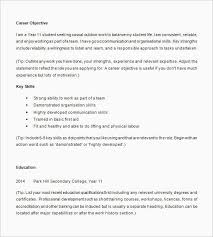 High School Resume For College Template Beautiful Student Examples Other Od Resumes