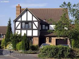 Mock Tudor House Photo by Pd Stock Photo Modern Detached Mock Tudor House In Southton