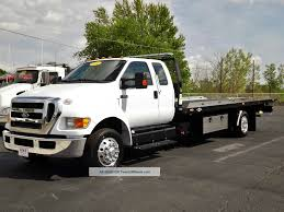 2013 Ford F650 Xlt Ext. Cab