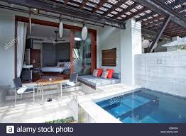 100 Modern Summer House Image Of Nice Modern Summer House With Swimming Pool Stock Photo