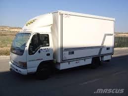 Used Isuzu -npr-caja-tienda-venta-ambulante Box Trucks Year: 2002 ...