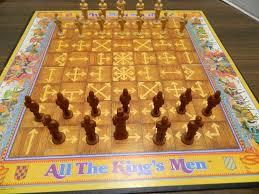 Setup For All The Kings Men