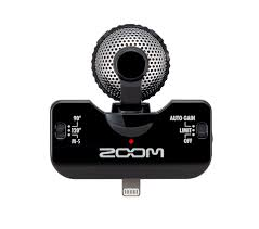 Zoom iQ5 Professional Stereo Microphone for iOS