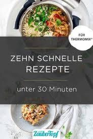 570 für kinder kochen gesund mittagessen thermomix ideen in