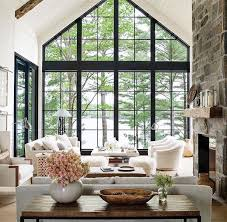 Anne Hepfers Canadian Summer House Is Full Of Rustic Chic Decor