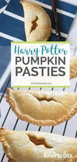 Harry Potter Pumpkin Pasties