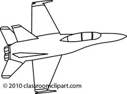 Jet Black And White Clipart 1