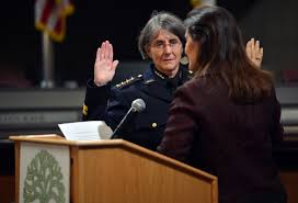 Spirit Halloween Spokane Jobs by Anne Kirkpatrick Sworn In As Oakland U0027s Police Chief