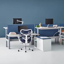 Herman Miller Envelop Desk Canada by Sit To Stand Solutions Herman Miller