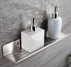 ruicer duschablage selbstklebend badablage ohne bohren wandablage bad duschkorb edelstahl