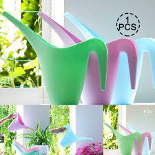 indoor watering can small plastic for mini flowers garden 1l