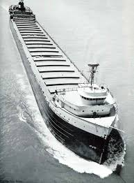 Where Did The Edmund Fitzgerald Sank Map by The Ss Edmund Fitzgerald Was An American Great Lakes Freighter