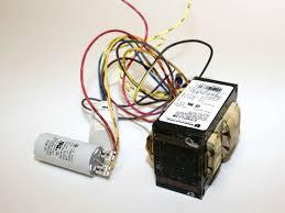 universal 70 watt 480 volt high pressure sodium ballast