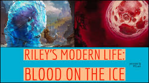 Mtg Red White Deck Modern by Riley U0027s Modern Life Blood On The Ice Mtg One