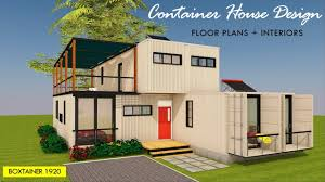 104 Steel Container Home Plans Luxury Shipping House Design 5 Bedroom Floor Plan Youtube