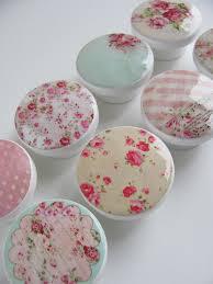 Pink Vintage Dresser Knobs by U0027s Pink Floral Drawer Knobs Shabby Chic Rose Knobs Polka Dot