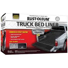 100 Pick Up Truck Bed Liners RustOleum Automotive 1 Gal Professional Grade Black Low VOC