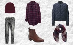 Stylish Winter Travel Outfits