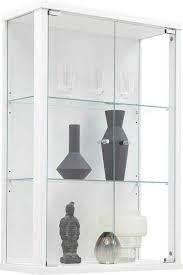 vitrine optima mit einer höhe 82 cm