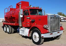 100 Used Vacuum Trucks For Sale 1982 Peterbilt 359 Vacuum Truck Item K1243 SOLD Decembe