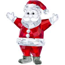 Santa Claus Exclusively On Swarovskicom