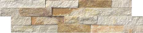 Scabos Travertine Natural Stone Wall Tile by Msi Sparkling Autumn Panel 6