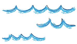 Wave clipart