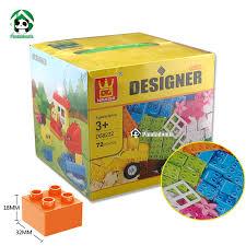 aliexpress com buy wange designer diy gift toy box building