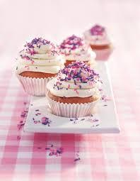 Vanilla Cupcakes Rezept