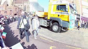 Coleman & Co Demolition Truck - YouTube