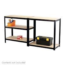Particle Board Shelving Wide Span Storage Rack Particle Board X X