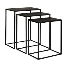 Coreene Iron Nesting Tables, Set Of Three Nesting Tables Set Of 2 Havsta Gray Josef Albers Tables 4 Pavilion Round Set Zib Gray Piece Oslo Retail 3 Modern Reflections In Blackgold Two Natural Pine And Grey Zoa Nesting Tables Set Of Lack Black White Contemporary Solid Wood Maitland Smith Faux Bamboo