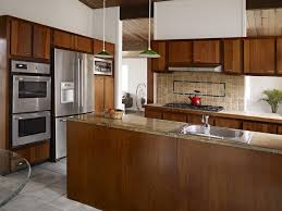 Thermofoil Cabinet Doors Vs Wood by Refacing Or Replacing Kitchen Cabinets