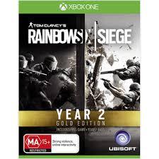 siege xbox one rainbow six siege year 2 gold edition eb australia