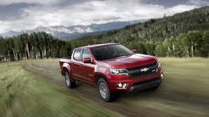 2015 Chevrolet Colorado Crowned Motor Trend