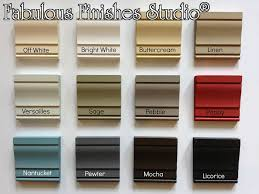 Redoubtable Furniture Paint Colors Custom Painted Fabulously Finished