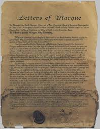 Letters of Marque – PirateDocuments