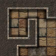 DungeonTile287WoodsPB9 Plants Vs Zombies Para Pintar En Linea