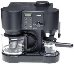 Amazon Krups 867 42 Il Caffe Bistro 10 Cup Coffee 4 Espresso Maker DISCONTINUED Combination Machines Kitchen Dining