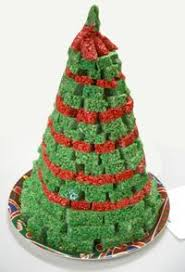 Rice Krispie Christmas Tree Ornaments by Rice Krispie Treat Christmas Tree U0027ornaments U0027 My Miscellaneous