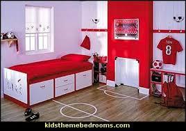 Soccer Themed Bedroom Photography by Football Bedroom Decorating Ideas Webbkyrkan Com Webbkyrkan Com
