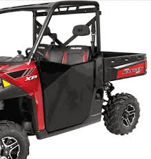 Ranger XP 900 Half Doors By Polaris UTV Nut