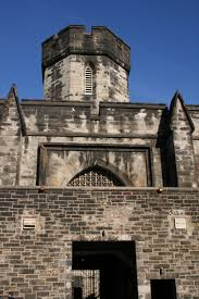 Eastern State Penitentiary Halloween by Eastern State Penitentiary The Constitutional Walking Tour Of