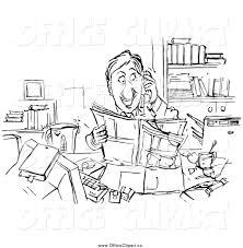 Gallery Of 100 Fearsome Office Work Clipart Black And White Image Ideas