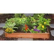 greenes fence 2 x 8 x 10 5 cedar raised garden bed walmart com