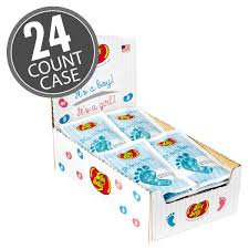 Jelly Belly Its A Boy 1 Oz Bag 24 Count Case