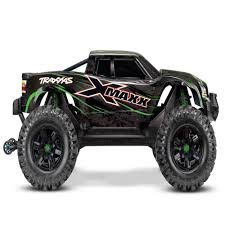 100 4wd Truck Traxxas XMaxx Green 8s 4WD 16 Scale Monster HobbyQuarters