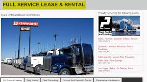 Kenworth Sales Company Assist You In Buying, Leasing, Renting And ... Is Leasing A Chevrolet Right For You Click To See How The Truck Leasing Fleet Management Logistics Iowa Brown Nationalease Hudson County Motors Calgary Calmont Vehicle Fleet Rentals Cm Full Rental Company San Diego Dump Rentals And Leases Kwipped A Penske Prime Mover From Western Star Picks Up New Bharatbenz Financial Lease Brochure Lrm 04 Peterbilt 379 Tandem Axel Sleeper Youtube Everything You Need To Know About F150 Supercrew Logo Sign And Rental Trucks Outside Of Facility Occupied By