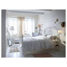 Wesley Allen Headboards Only by Iron Queen Bed Frame Furniture Bedroom Harper Black Polished Iron